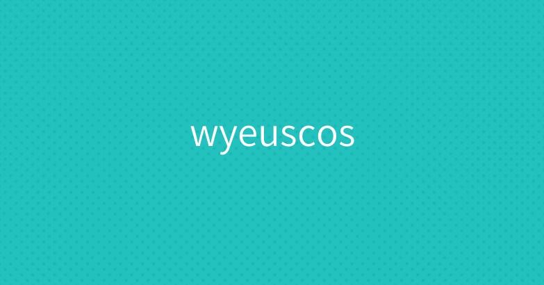 wyeuscos