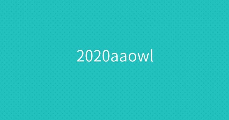 2020aaowl