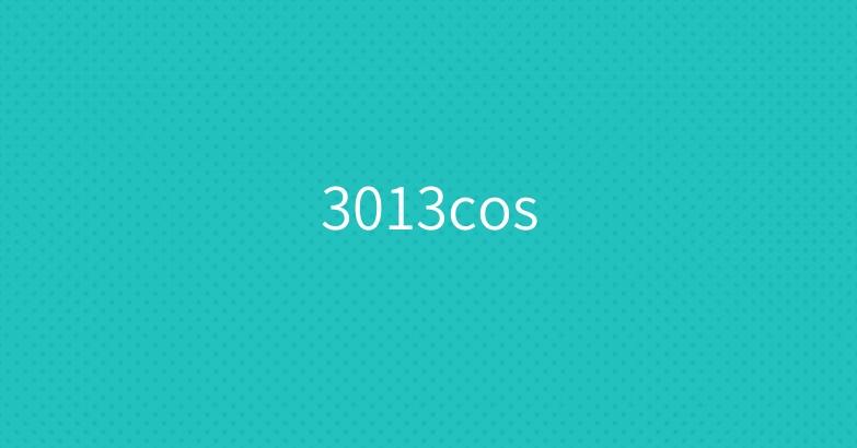 3013cos