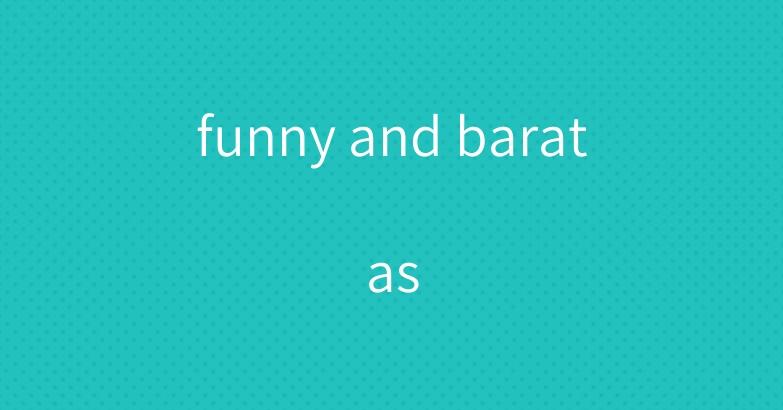 funny and baratas