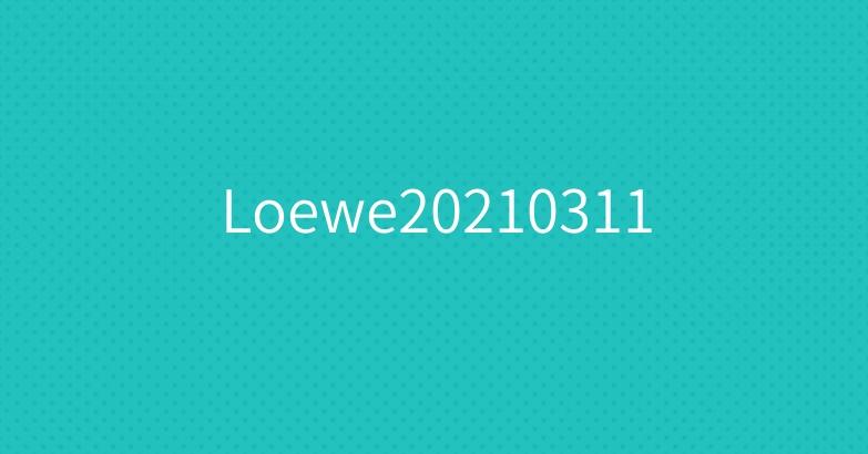 Loewe20210311