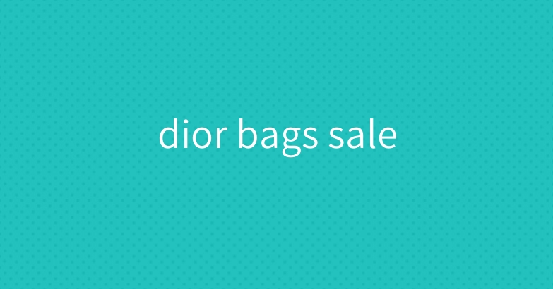 dior bags sale