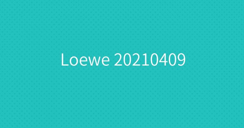Loewe 20210409